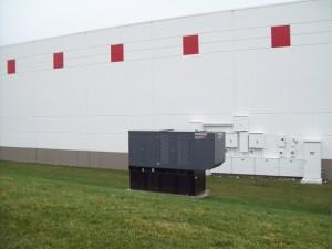 EVAPAR Power System