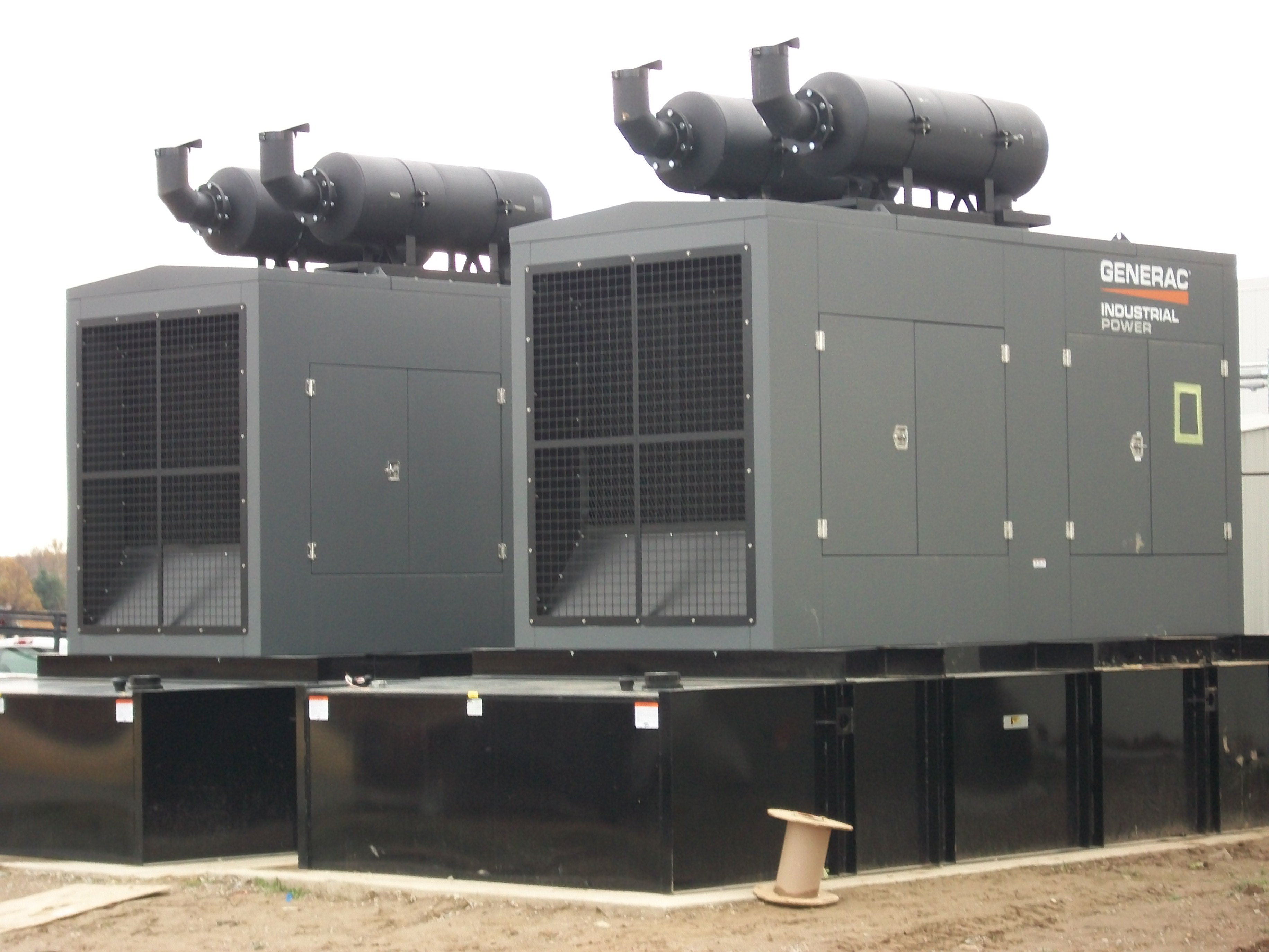 Industrial power systems by Generac