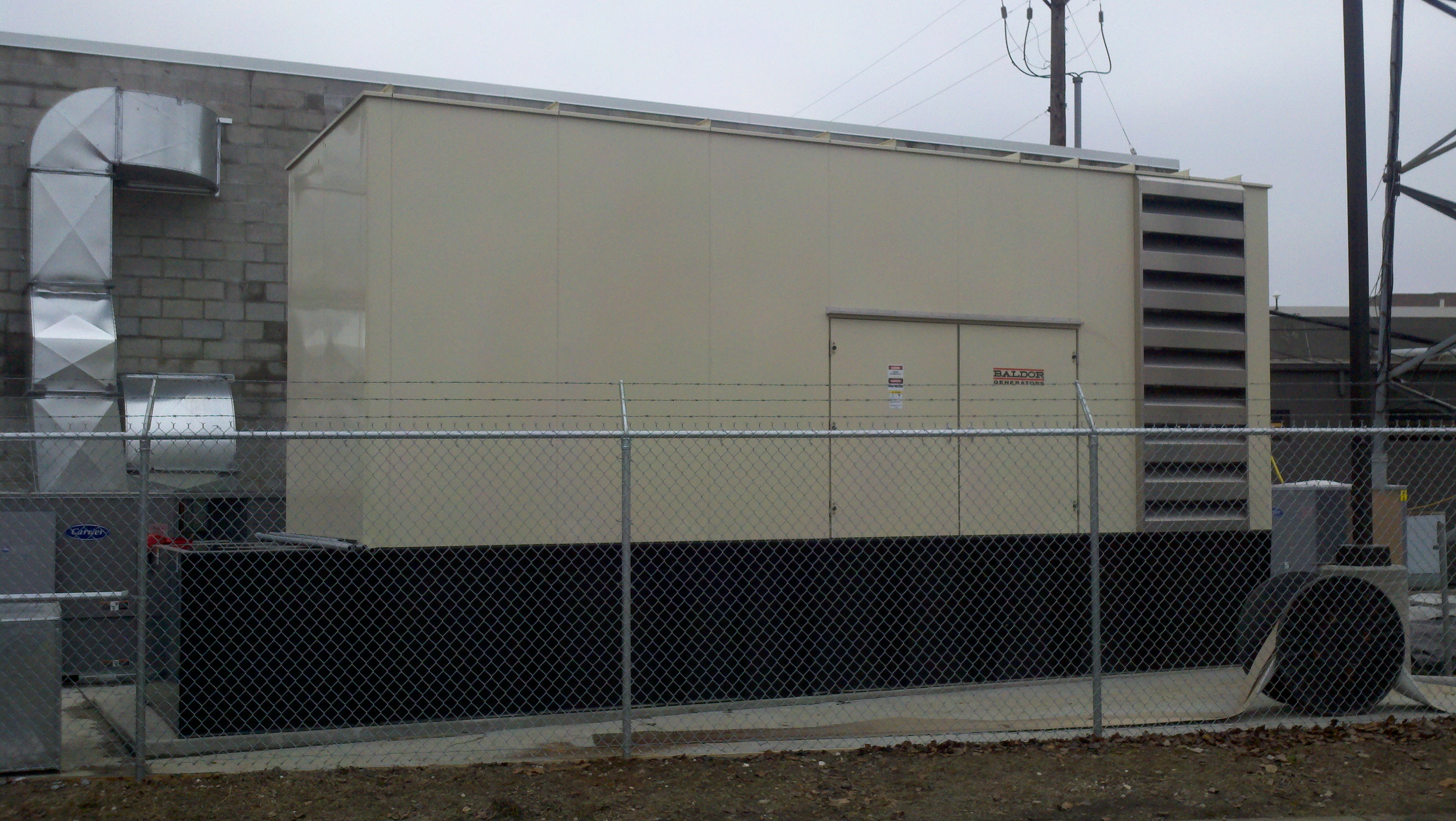 Generac Industrial Backup Power Generators