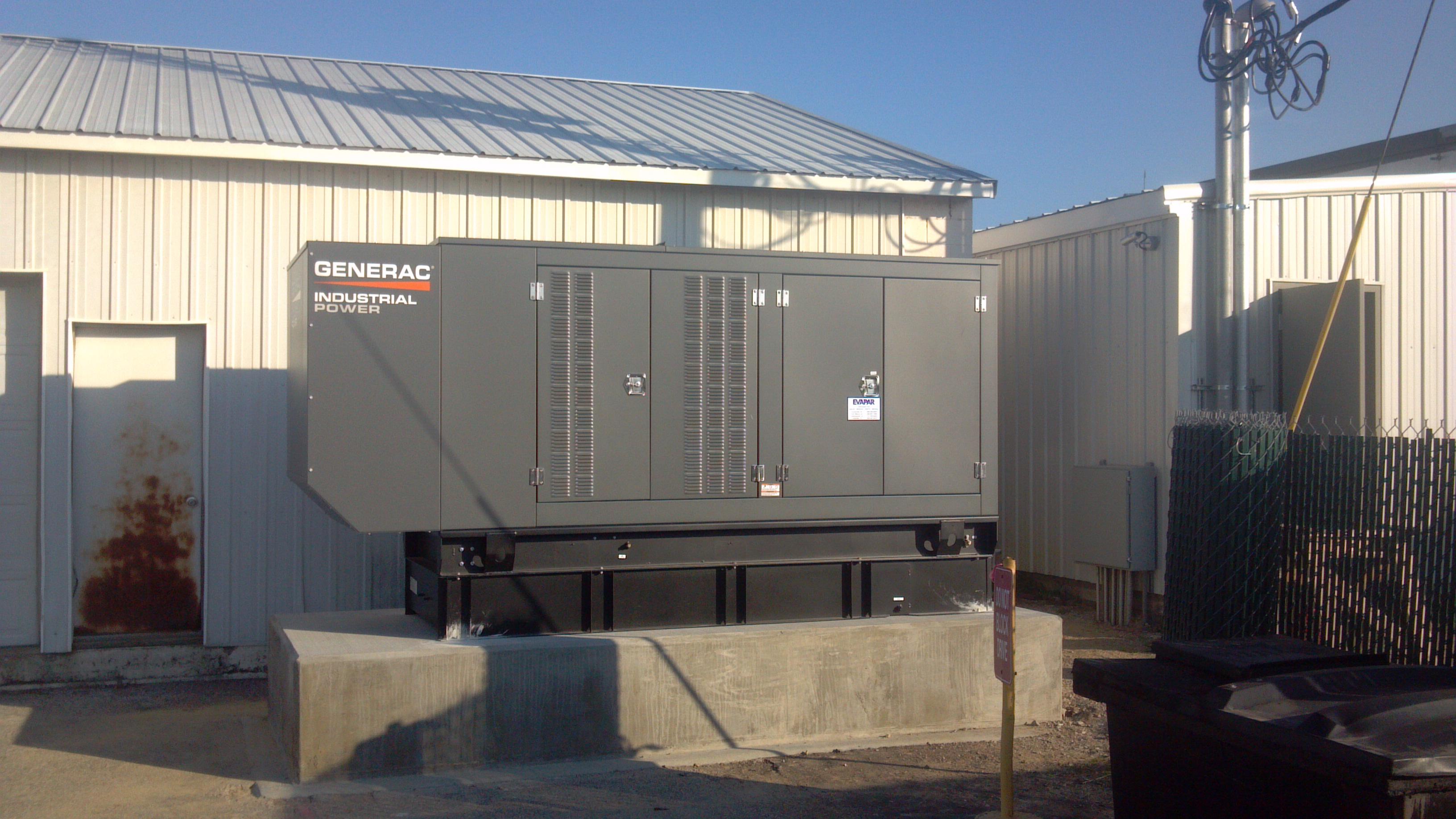 EVAPAR Backup Power System