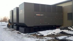 Series Generac Industrial Power System
