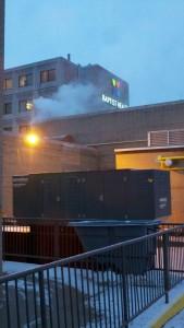 Baptist Health, EVAPAR Generac Power Generator - Richmond KY