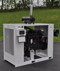 power generator manufactured outside