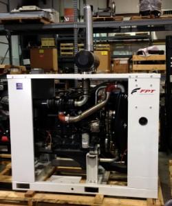 EVAPAR power unit using an FTP engine.