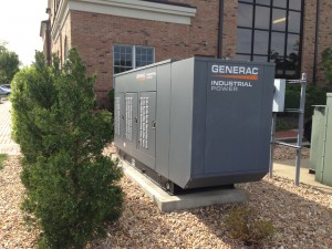 Power Generator at Hospice of the Bluegrass