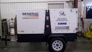 Generac Mobile Power Generator MMG35