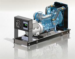 N67TM1X Generator Assemble