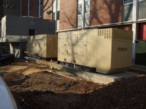 2 x 250 kW Natural Gas MPS Educational