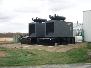 2 x 600 kW Diesel MPS Industrial