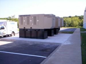 3 x 400 kW Diesel MPS Distribution
