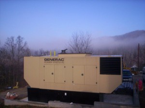 600kW Diesel Provisional MPS with platform for additional future unit(s) - Hospital