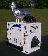 EVAPAR Barge we manufactured