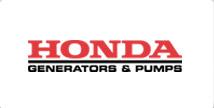 Honda Generators & Pumps