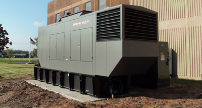 Diesel Industrial Generator Sets