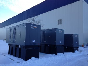Series of Generac Industrial Power Systems
