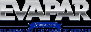EVAPAR 100 Year Logo