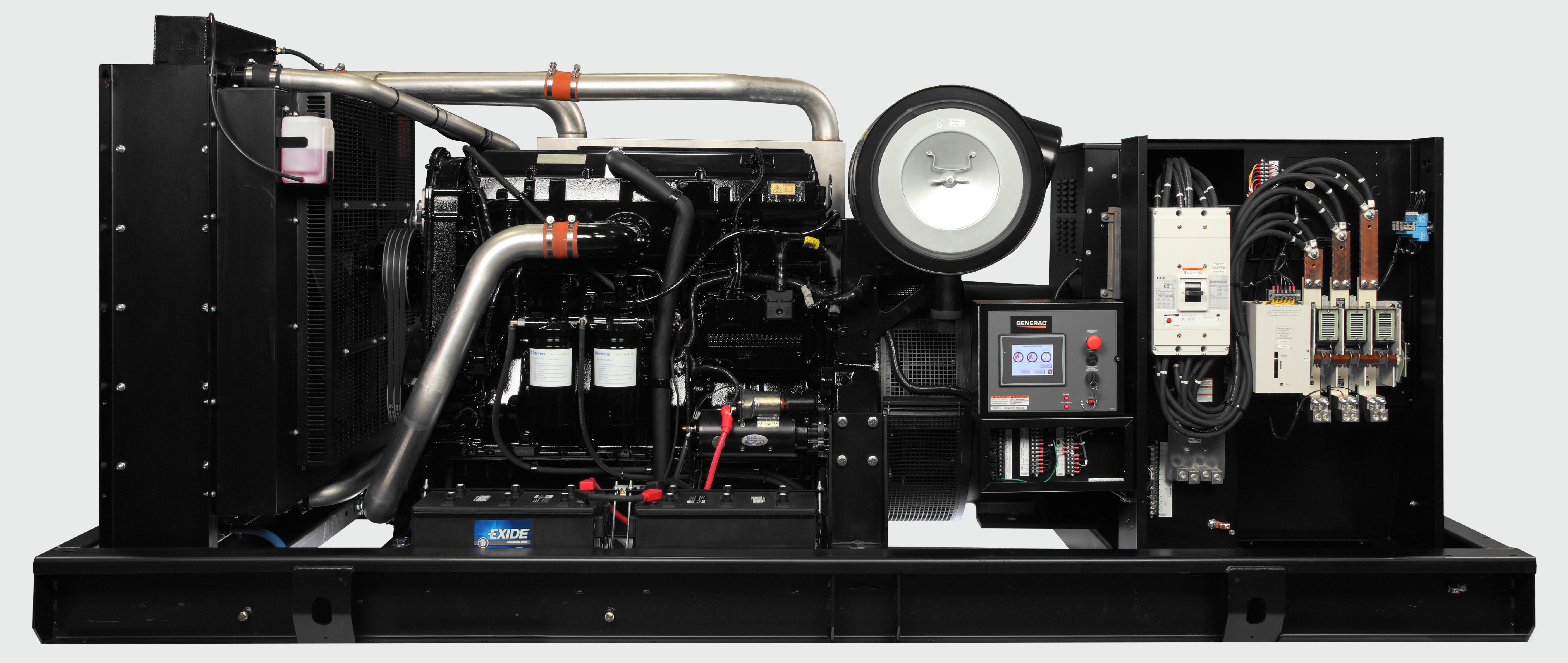 Standardization Across Diesel 400-600kW