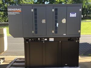 SD035 Generac Industrial Power Generator