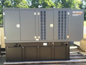 SD100 Generac Industrial Power Generator