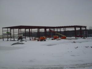 Construction in Fort Wayne and Framing EVAPAR