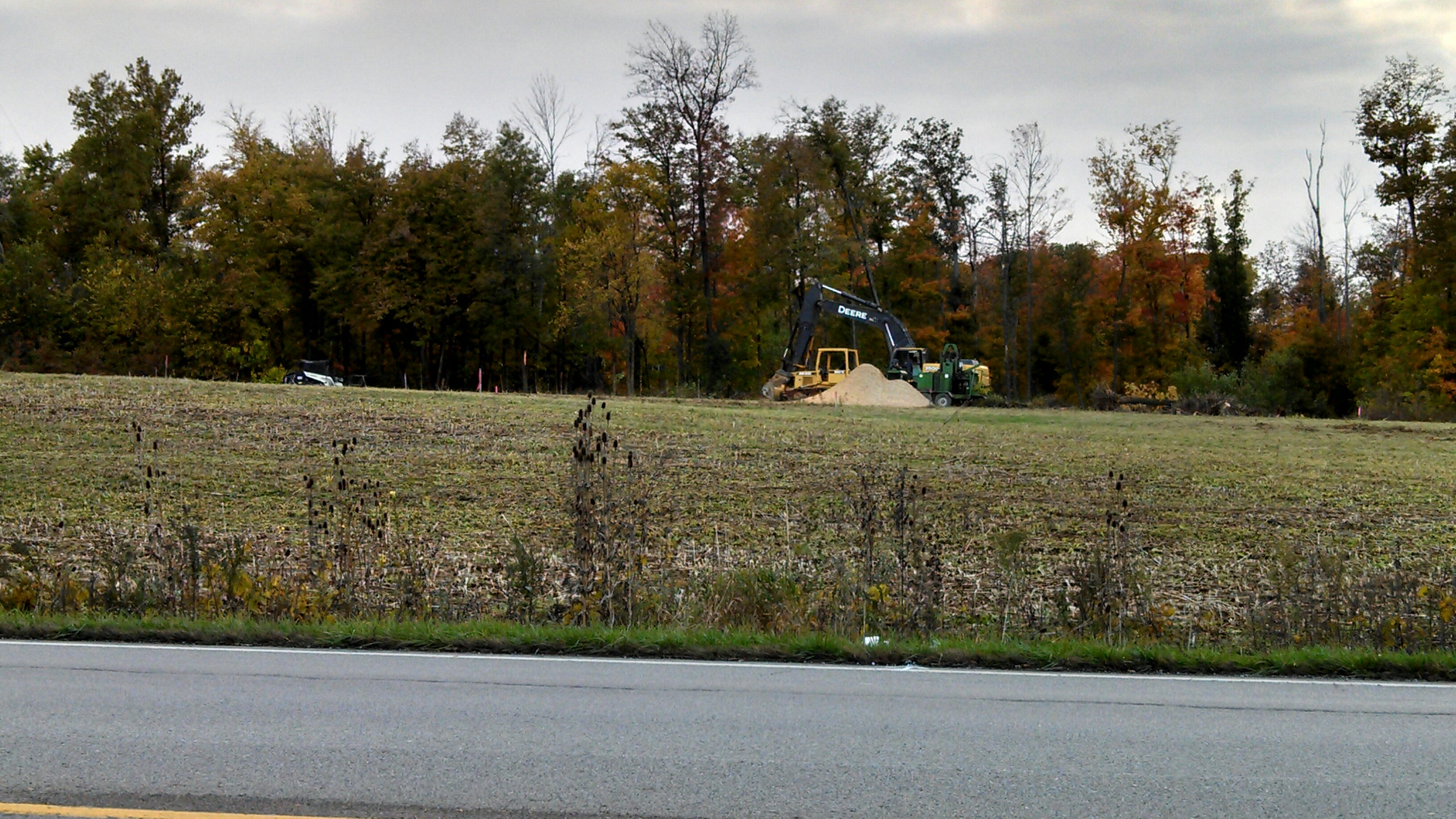 Constructing the new EVAPAR Fort Wayne Location