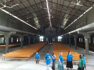 New Church in Titanyen, Haiti