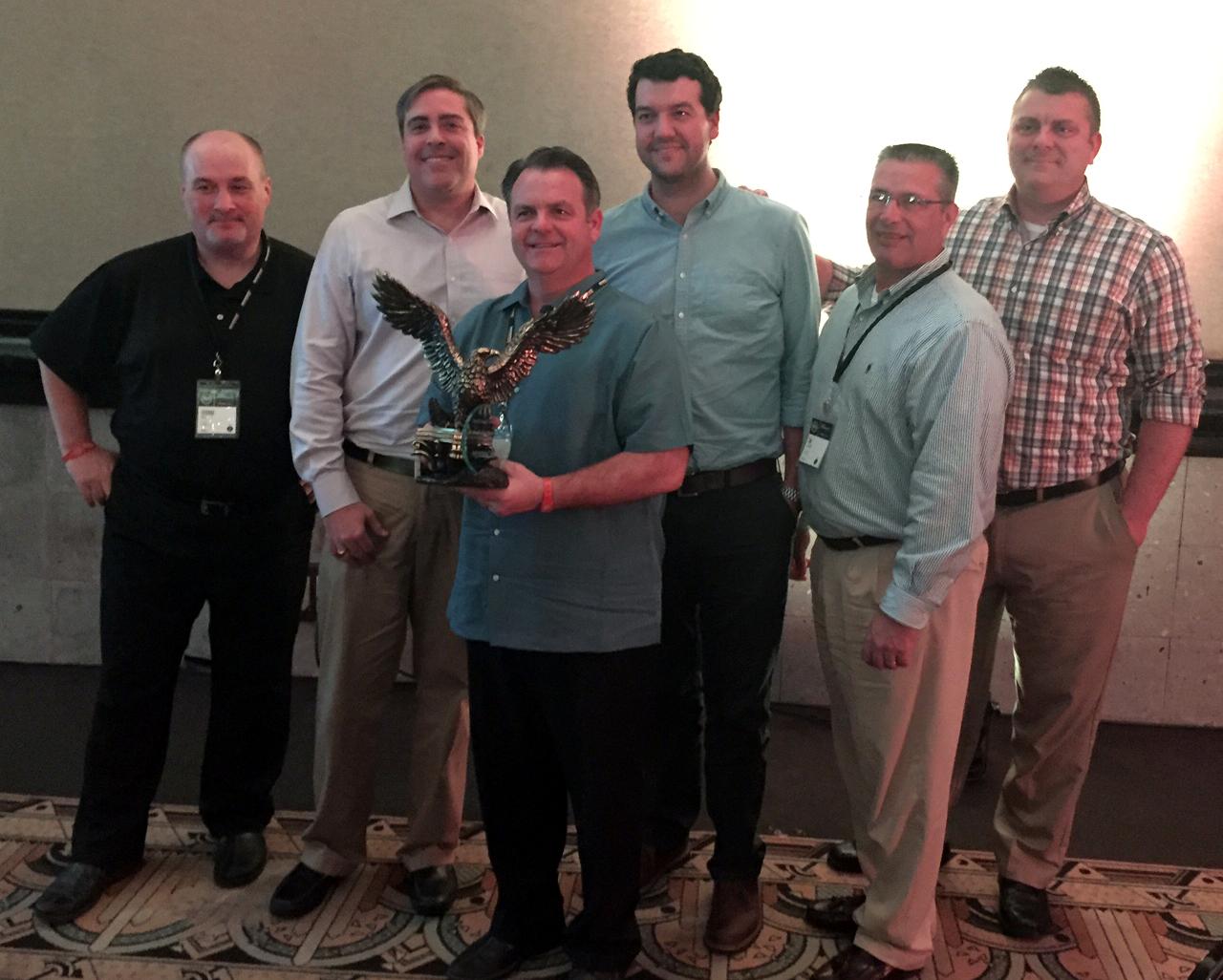 EVAPAR Receives the Generac Eagle Award