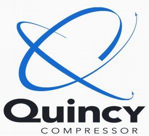 quincy air compressors logo