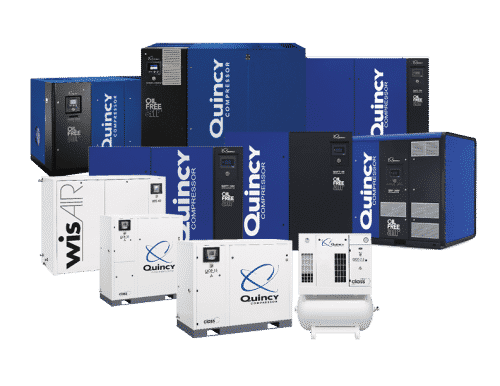 Quincy Oil Free Compressors