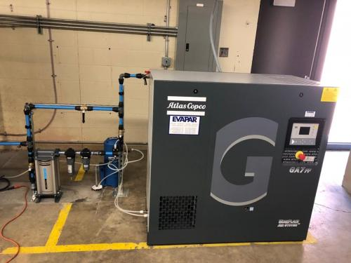 10HP-Compressor-University-Lab