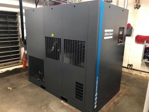 Oil-Injected-Rotary-Screw-Variable-Speed-Drive-Compressor
