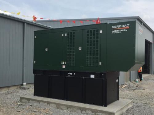 Utility-Service-Center-Customized-Color